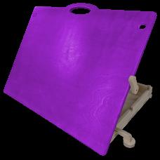 Настольная конторка-планшет цвет Фиалковый