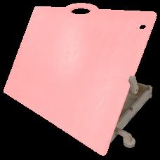 Настольная конторка-планшет цвет Розовый