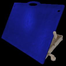 Настольная конторка-планшет цвет Ультрамарин