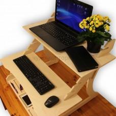 Стойка для ноутбука без покрытия